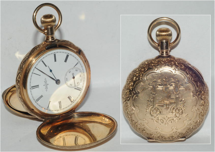 The Very Best Working Elgin Pocket Watch